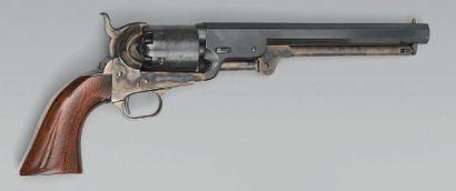 Revolver à percussion Colt Navy 1851, réédition...
