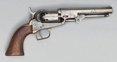 Revolver à percussion Colt modèle 1849 pocket,...