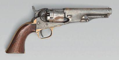 Revolver Colt police à percussion modèle...