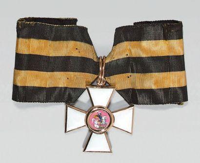 Croix de l'ordre de Saint-Georges 2e ou 3e...