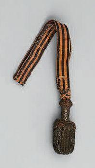 Dragonne de sabre d'honneur de Saint-Georges,...
