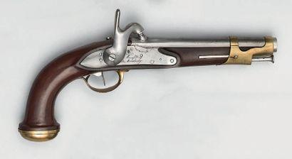 Pistolet de garde du corps du Roi, deuxième...