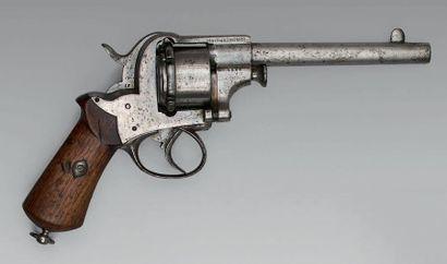 Revolver système d'Alexandre Guerrier, Comte...
