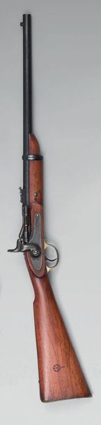 Carabine de cavalerie anglaise, système Snider...