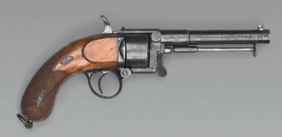 Revolver Devisme modèle 1858, percussion...