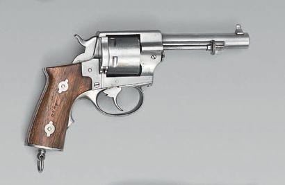 Revolver Lefaucheux modèle 1870 de marine,...