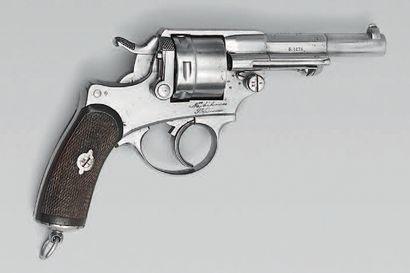Revolver modèle 1873, simple et double action,...