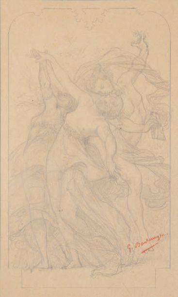 Gustave BOULANGER (1824-1888)