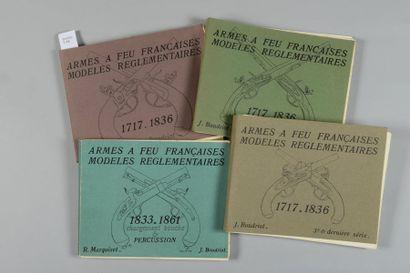 Jean Boudriot - R. Marquiset: Armes à feu...