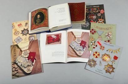 Catalogue de l'exposition Ordres de chevalerie...