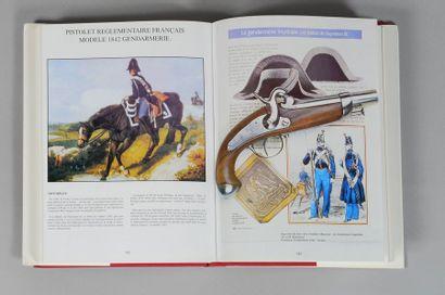 Maryse Raso, Pistolets et revolvers réglementaires français de 1730 à 1892, éditions...
