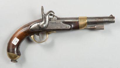 Pistolet modèle 1822 T bis, Manufacture Impériale...
