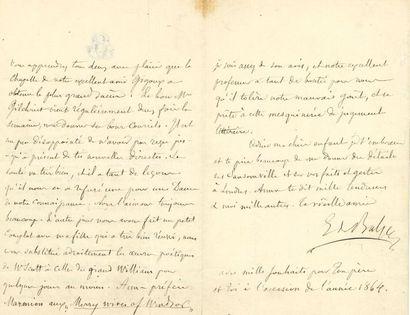 Ève de BALZAC (1801-1882)