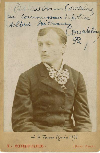 Georges courteline (1858-1929)