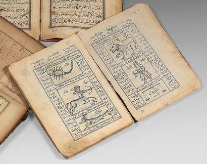 Traité d'astronomie imprimé, Kitab Sharh-i...