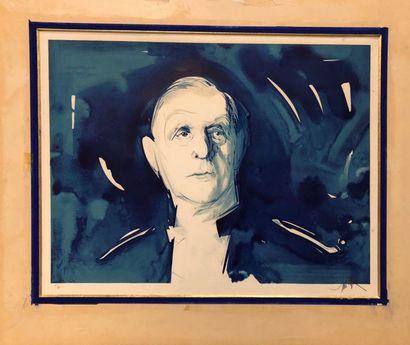 Raymond MORETTI (1931 - 2005)