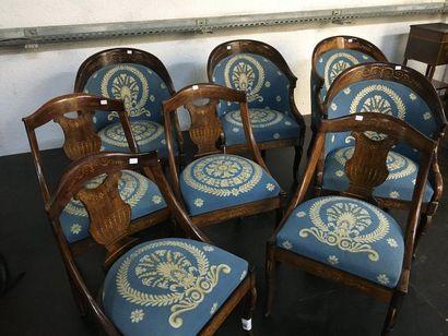 Mobilier de salon : chaises, bergères gondoles...