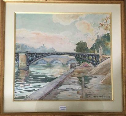 Attribué à Leprince-Ringuet (1901-2000)