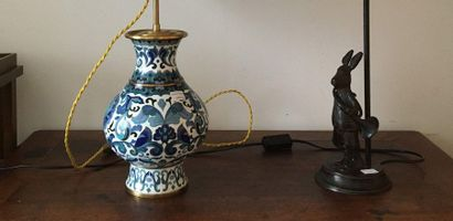 Lot de lampe  Vendu sans abat-jour