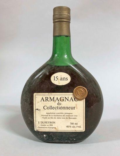 1 bouteille ARMAGNAC