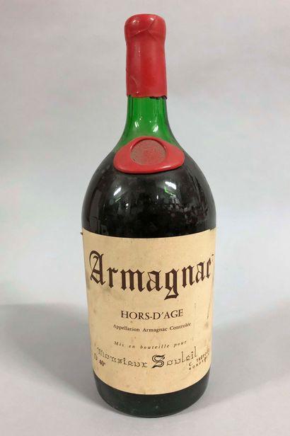 1 pot ARMAGNAC