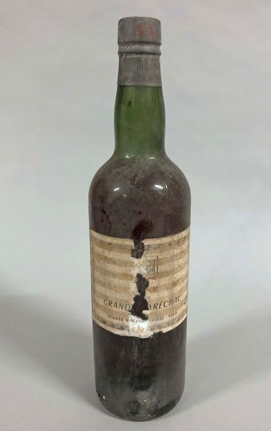 1 bouteille RHUM