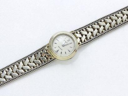 ROLEX ''PRECISION''. Montre bracelet de dame...