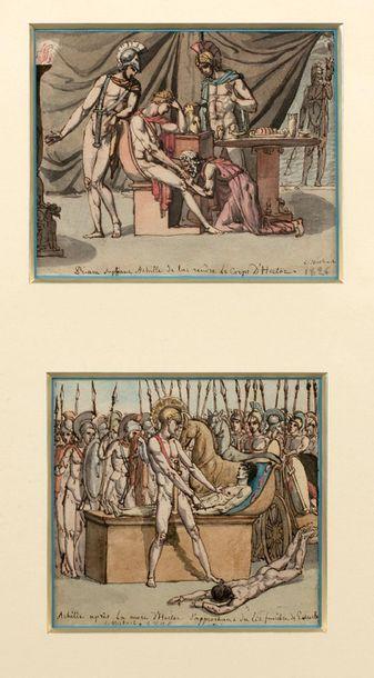 Constant MISBACH (Paris 1806-1871)