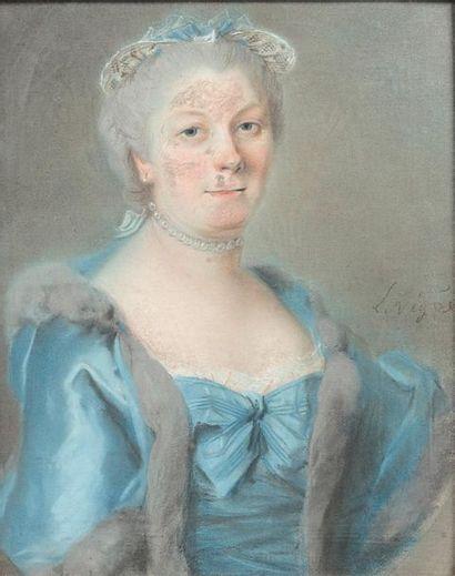 Louis VIGÉE (Paris 1715-1787)