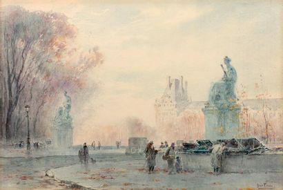 Henri FOREAU (Paris 1866-1938)
