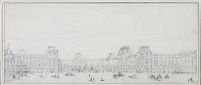 Ecole Française vers 1900