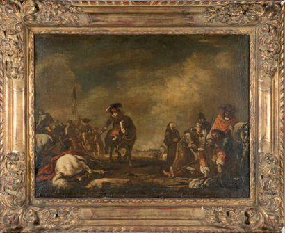 École ITALIENNE du XVIIIe siècle, entourage de Francesco