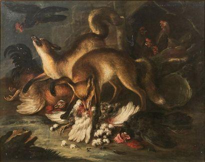 Baldassarre de CARO (Naples 1689-1750)