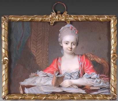 Johann Eusebius ALPHEN (Vienne 1741-1772)