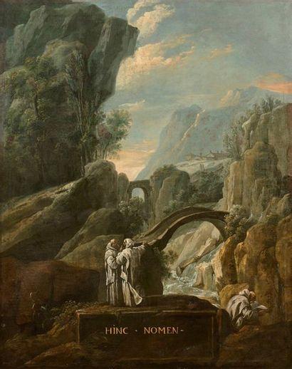 Joseph Ignace François PARROCEL (Avignon 1704 - Paris 1781)