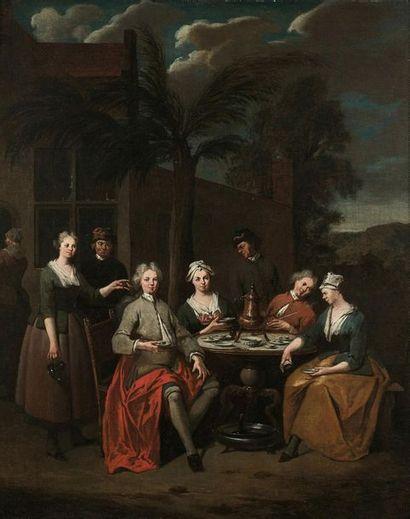 Jan Baptist LAMBRECHTS (Anvers 1680-1731)