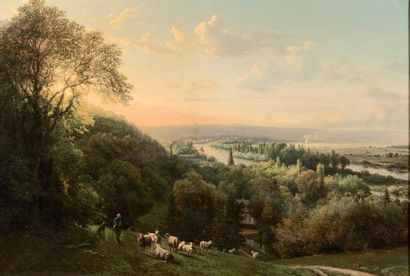 Charles Euphrasie KUWASSEG (Draveil 1833 - Paris 1904)<br/>