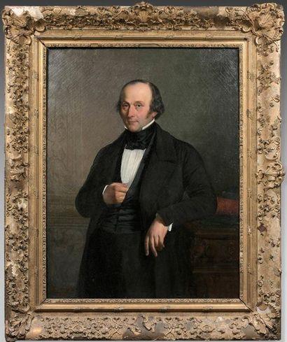 Charles Adolphe BONNEGRACE (Toulouse 1808 - Montmirail 1882)