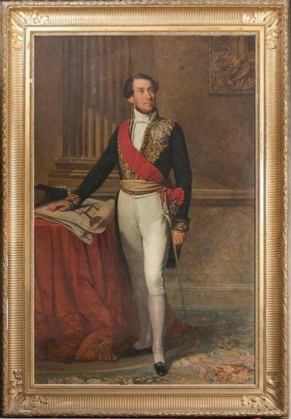 Charles Philippe-A. LARIVIERE (Paris 1798-1876)