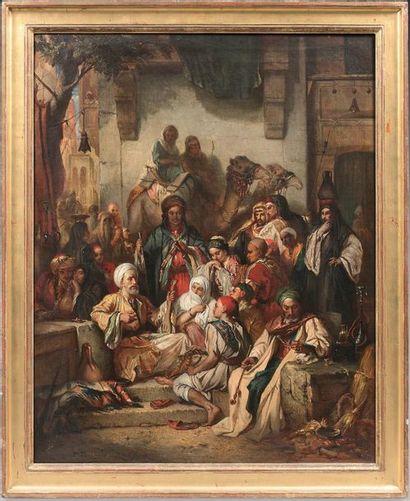 J.PORTAELS (XIXe-XXe siècle)