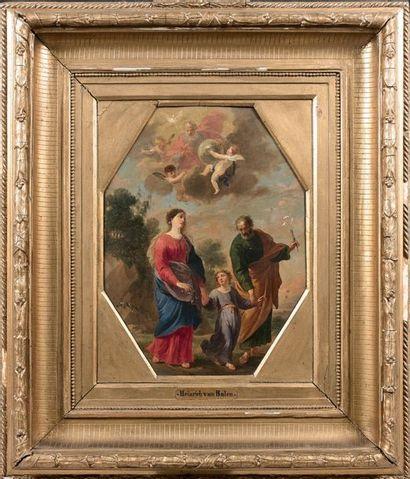 ATTRIBUÉ À HENDRICK VAN BALEN (1575-1632)