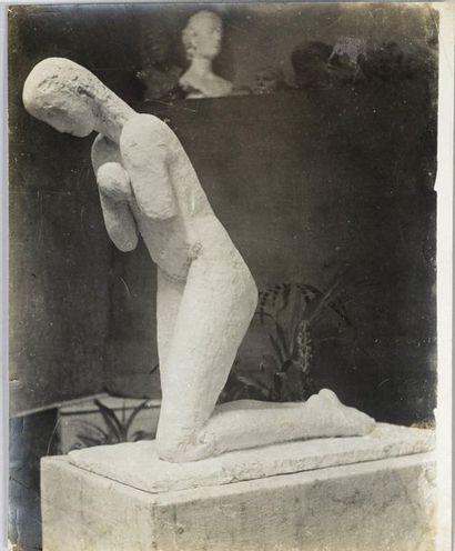 Constantin BRANCUSI (1876-1957)