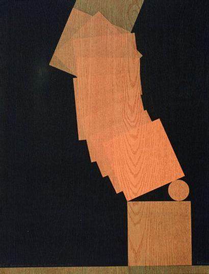 POL BURY (1922-2005)