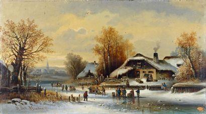 Anton DOLL (1826-1887)