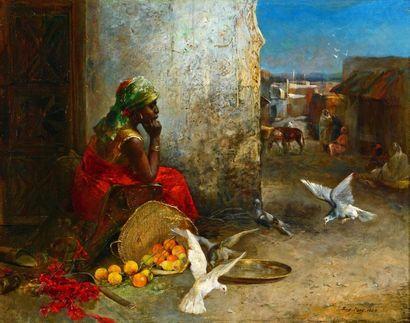 EUGÈNE PAVY (1840-1905)