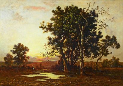 LEON RICHET (1847-1907)