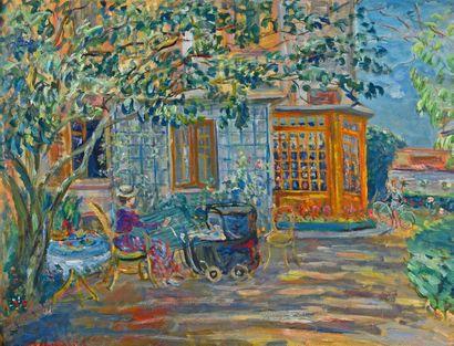 Constantin Andréevitch TERECHKOVITCH (1902-1978)