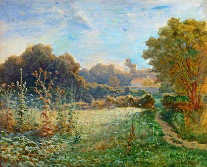 Alexandre NOZAL (1852-1929) Attribué à
