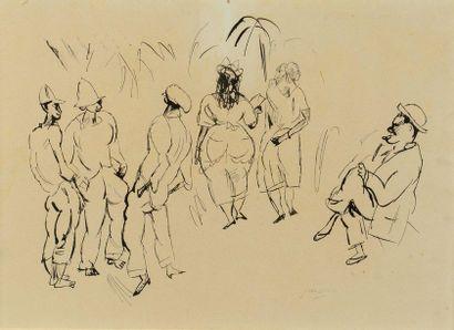 Jules PINCAS dit PACIN (1885-1930)