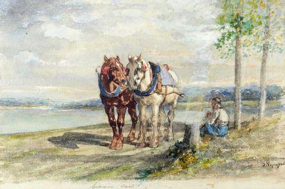 Jules Jacques VEYRASSAT (1828-1893)
